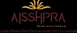 Aisshpra jewellers logo